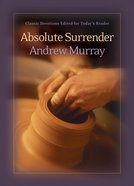 Absolute Surrender (Bethany Murray Classics Series) eBook