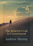 The Believer's Call to Commitment eBook
