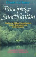 Principles of Sanctification eBook