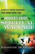 An Insider's Guide to Spiritual Warfare eBook