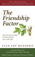 Friendship Factor eBook