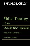Biblical Theology of OT and NT eBook