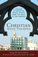 Christian Social Teachings eBook