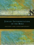 Jewish Interpretation of the Bible eBook