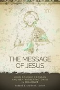 The Message of Jesus eBook