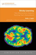 Sticky Learning (Seminarium Elements Series) Paperback