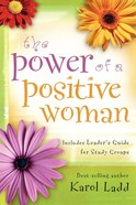 Power of a Positive Woman eBook