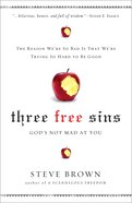 Three Free Sins eBook