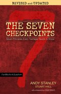 The Seven Checkpoints For Student Leaders eBook