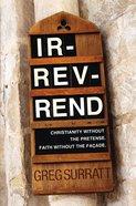 Ir-Rev-Rend eBook