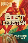 Postchristian eBook