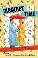 Disquiet Time Hardback