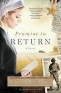 Promise to Return (Promise Of Sunrise Series) Paperback