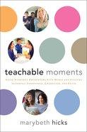 Teachable Moments eBook