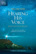 The One Year Hearing His Voice Devotional eBook
