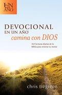 Devocional En Un Ao ? Camina Con Dios eBook