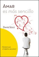 Amar Es MS Sencillo eBook