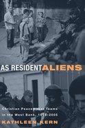 As Resident Aliens Paperback
