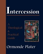 Intercession Paperback