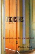 Disclosures Paperback