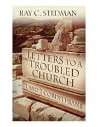 Letters to a Troubled Church eBook