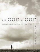 Let God Be God eBook