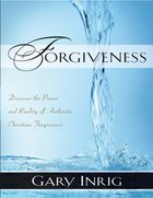 Forgiveness eBook
