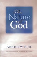 The Nature of God eBook