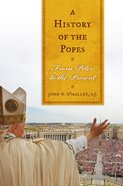 A History of the Popes Paperback