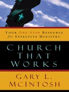 Church That Works eBook