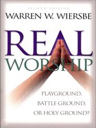 Real Worship (2nd Ed) eBook
