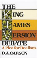 The King James Version Debate eBook