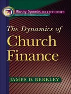 The Dynamics of Church Finance eBook
