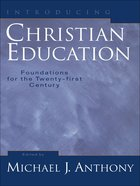 Introducing Christian Education eBook