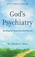 God's Psychiatry eBook
