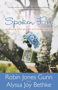 Spoken For (Large Print) Paperback