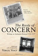 The Roots of Concern Paperback