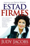 Estad Firmes (Stand Firm) Paperback