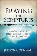 Praying the Scriptures eBook