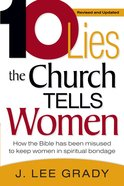 Ten Lies the Church Tells Women eBook