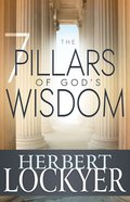The 7 Pillars of God's Wisdom Paperback