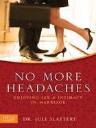 No More Headaches eBook