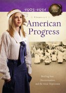 American Progress (4 in 1) (Sisters In Time Series) eBook