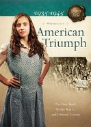 American Triumph (4 in 1) (Sisters In Time Series) eBook