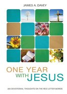 One Year With Jesus eBook