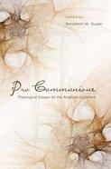 Pro Communione Paperback
