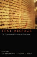 Text Message Paperback