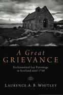 A Great Grievance Paperback