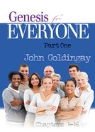 Genesis For Everyone (Part 1) (Old Testament Guide For Everyone Series)