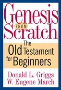 Genesis From Scratch eBook